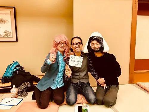 多次元操体法合宿セミナー in 松島