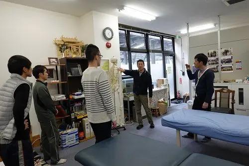 仙台操体医学院の講習会の様子