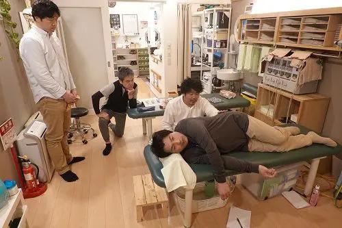 理学操体 東京練習会の様子